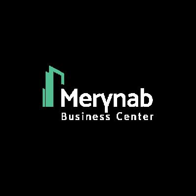 Merynab business logo